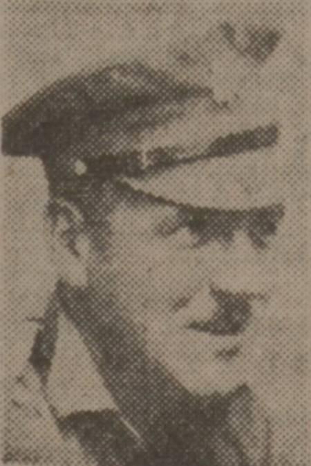 Lance-Serjeant Robert Stewart 2nd Battalion Scots Guards